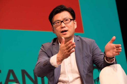 F5对话阿里巴巴CMO董本洪:创意人,别怕数据和人工智能